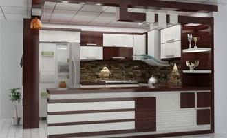 دیوار آشپزخانه ما فرو ریخت!!!
